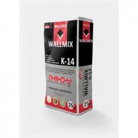 Клей Wallmix К-14, 25 кг