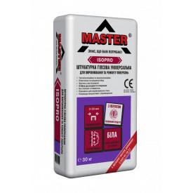 Штукатурка Master Isopro (30кг)