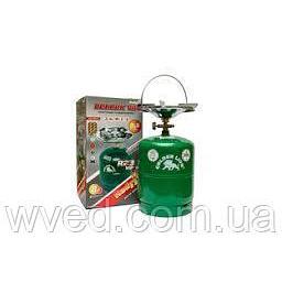 Балон газовий Rudyy 2,5 л з пальником