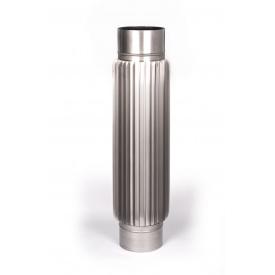 Радиатор 0.5 м нерж 1 мм Ø 110