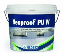 """Neoproof PU W-40 – покриття """"все в одному"""" від компанії-виробника NEOTEX"""