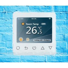 Регулятор для теплої підлоги Wi-Fi WARM LIFE ET 81 W