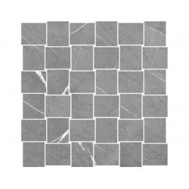 Керамічна плитка Opoczno BEATRIS GREY MOSAIC 297х297 мм