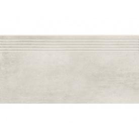 Керамогранитная плитка Opoczno GRAVA WHITE STEPTREAD 298х598 мм