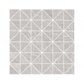 Керамічна плитка Opoczno GREY BLANKET TRIANGLE MOSAIC MICRO 290х290 мм