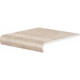 Керамогранитная плитка Cerrad STOPNICA V-SHAPE COTTAGE MASALA СХIДЦI 300х320 мм
