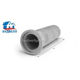 Залізобетонна труба +гумове кільце ТС 140.30-2