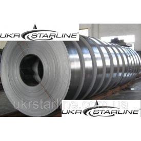 Лента штрипс стальная упаковочная 1,2 мм