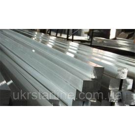 Квадрат стальной нержавеющий AISI 304 20х20х3000 мм
