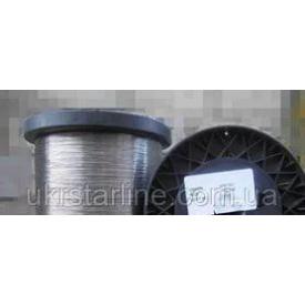 Дріт нержавіюча харчовий AISI 304 2,5 мм бухти по 5 кг