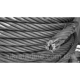 Канат сталевий 4,8 мм ГОСТ 2688-80