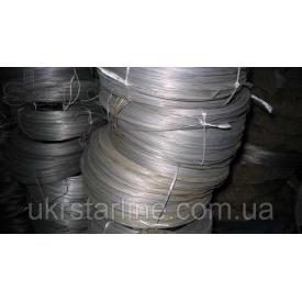 Дріт оцинкований стальний пружинний від 0,2 до 10мм сталь 65Г ст20
