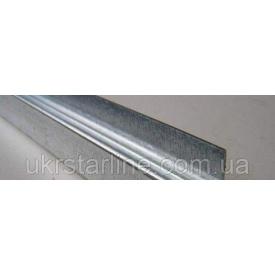 Оцинкований П-профіль 20х60х20х2,0 мм сталь