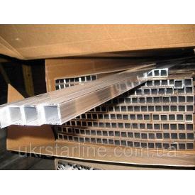 Прямоугольная алюминиевая труба АД31т 6063