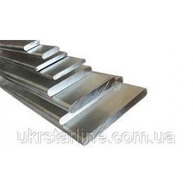 Смуга алюмінієва без покриття 30х4,0 мм