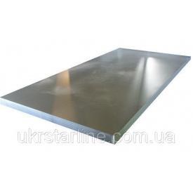 Свинець листовий 2,5 мм 1000x8000/28,43 кг