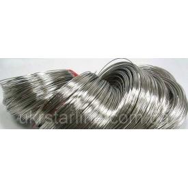 Проволока из никеля O 0,03-12 мм НП1 ГОСТ 2179-75