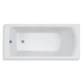LINEA ванна 180x80 см прямоугольная с ножками