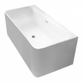 BILINA (R) ванна 170x80x58,5 см пристінна/окрема прямокутна акрил з сифоном