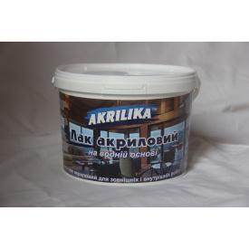 Akrilika Лак акриловый на водной основе 5,0 kg