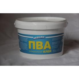 Клей ПВА Akrilika универсальный 5 кг