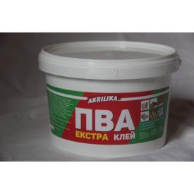 Клей ПВА Akrilika Экстра 5 кг