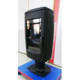 Чугунная печь Plamen Aria черная