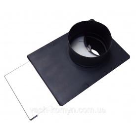 Шиберная заслонка для дымохода 2 мм