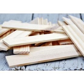 Рейка деревянная 20x40 3м строгана