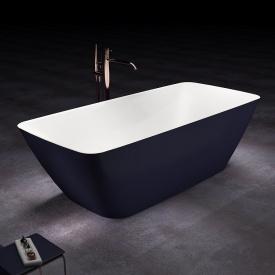 UP Ванна окремостояча з кольоровим фасадом, темно-синій матовий 1700x800x560