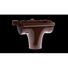 Ливнеприемник правый водосточный Profil 90/75