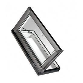 Люк Roto WDL Lucarno з окладом для металочерепиці