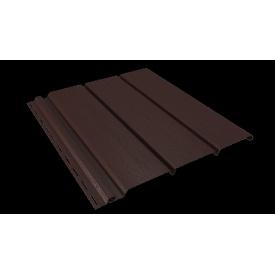 Софит АйДахо 0,3х2,7 м коричневая