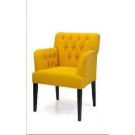 Дизайнерське крісло для будинку ресторану Пауль 880х730х680 мм