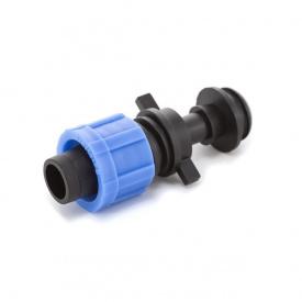 Стартер з гумкою Presto-PS для краплинної стрічки 1 шт (PO-0117)