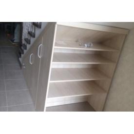 Изготовление встроенного шкафа под лестницей