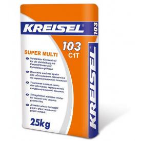 Клей для керамограніта Kreisel 103 25 кг