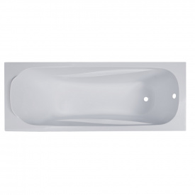 Ванна FIESTA 1500х700х435мм без ніжок з акрилу 5мм VOLLE TS-1570435