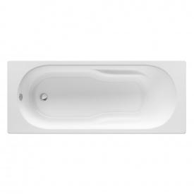 GENOVA ванна 160х70см акрилова прямокутна біла з регулир ніжками в комплекті обсяг 168л Roca A248367000