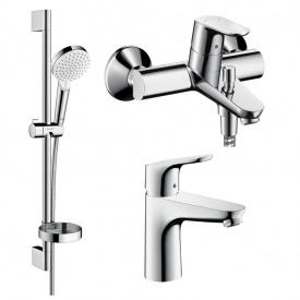 Focus Набір змішувачів для ванни 316070003194000026553400 HANSGROHE 1092019