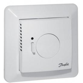 Danfoss Умный терморегулятор Link FT механический для эл теплого пола макс 16А 088L1905