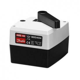 Електропривод Danfoss AMB182 240с 15 Нм 230В з вимикачем 082H0240