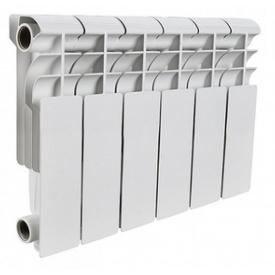 Биметаллический радиатор CLASSIC Plus 350/85 Alltermo CLASSIC 35085