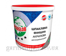Шпаклівка Anserglob Акрилова 17 кг