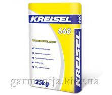 Шпаклівка KREISEL 660 вапняна 25 кг