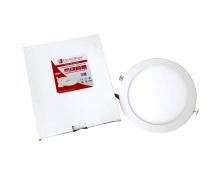 ElectroHouse LED панель кругла 18W 4100К 1620Lm 225мм