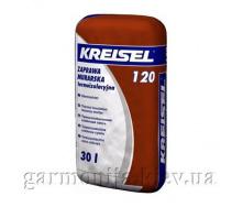 Теплоізоляційна кладочна суміш KREISEL 120 Dammortel 30 л