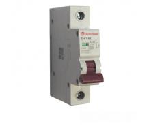 ElectroHouse Автоматический выключатель 1P 63A 4,5kA 230-400V IP20