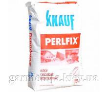 Клей для гипсокартона Knauf Perlfix 30 кг белый