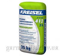 Суміш самовирівнююча Kreisel 412 (3-15мм) 25 кг